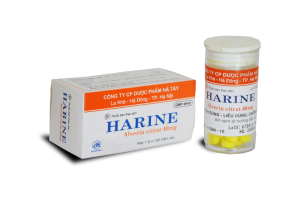 HARINE(Alverin citrat 40mg)